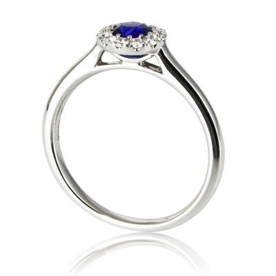 Saphir Ring Willow W63